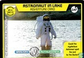Astronaut In Lake