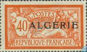 Allegory (Type Merson), with overprint