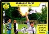 Sparking Sonic