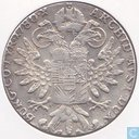 Oldest item - Maria Theresia Taler 1780