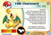 Cartes à collectionner - Pokémon TV Animation Edition Series 1 - Charizard