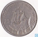 East Caribbean States 25 cents 1981