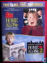 DVD / Video / Blu-ray - DVD - Home Alone/Home Alone 2