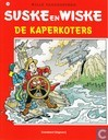 Comic Books - Willy and Wanda - De kaperkoters