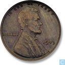 USA 1 cent 1943 (Bronze planchet)