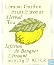 Lemon Garden Fruit Flavour
