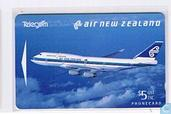 Air New Zealand, Boeing 747-400
