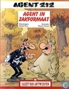 Strips - Agent 212 - Agent in zakformaat