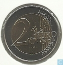 "Coins - Germany - Germany 2 euro 2008 (F - old map) ""St. Michaelis Church Hamburg"""