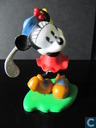 Minnie Mouse Golf Player