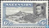 George VI DEFINITIVES 1938 - 1953