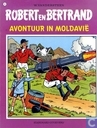 Comics - Robert en Bertrand - Avontuur in Moldavië
