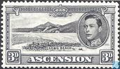 George VI DEFINITIVES 1938 -1953