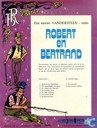 Comic Books - Robert en Bertrand - De toverlantaarn
