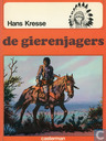 Comic Books - Indian Books - De gierenjagers