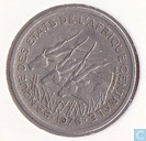 Central African States 50 francs 1976 (A)