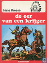 Comic Books - Indian Books - De eer van een krijger