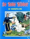 Comic Books - Red Knight, The [Vandersteen] - De voorspelling