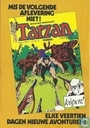Comic Books - Tarzan of the Apes - De juwelen van Opar!