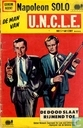 Comic Books - Man from U.N.C.L.E., The - De dood slaat rijmend toe