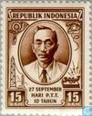 10 jaar Indonesische post