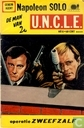 Comic Books - Man from U.N.C.L.E., The - Operatie Zweefzalf