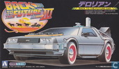 DeLorean 'Back to the Future' Part III