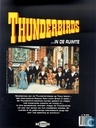 Comic Books - Thunderbirds [Gerry Anderson] - Thunderbirds ...in de ruimte