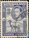Goat and King George VI