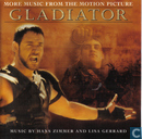 More music from the motion picture Gladiator