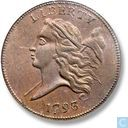 United States 1 / 2 cent 1793 Liberty cap