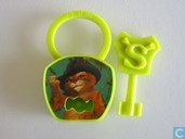 Shrek lock