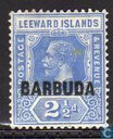 Leeward Islands with print Barbuda