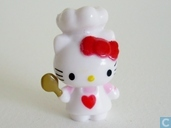 Hello Kitty as a cook