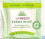 Yerba Maté Lemon - Ginger