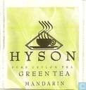 Green Tea Mandarin