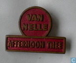 Van Nelle Afternoon thee (Donker rood)