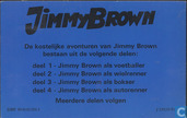Bandes dessinées - Jimmy Brown - Jimmy Brown als autorenner