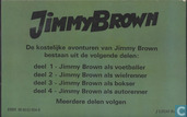 Comics - Jimmy Brown - Jimmy Brown als voetballer