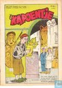 Comic Books - Kapoentje, 't (magazine) (Dutch) - 1950 nummer  42
