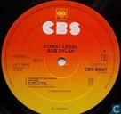 Vinyl records and CDs - Dylan, Bob - Street legal