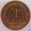 Falkland Islands 1 penny 1985