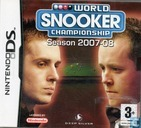 World Championship Snooker: Season 2007-08