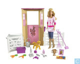 Barbie Doll & Stable