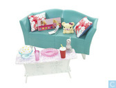 Barbie House Couch