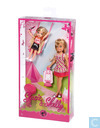 Barbie Camping Family Stacie & Kelly Dolls