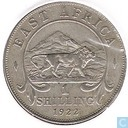 East Africa 1 shilling 1922 (no mintmark)
