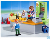 Playmobil Set School Cafeteria