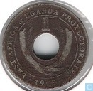 Oost-Afrika 1 cent 1909