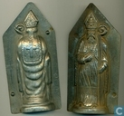 Templates and molds - Chocolate moulds - Sinterklaas